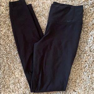 Nike dri fit full length leggings